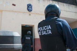 Detienen a un policía en un operativo antidroga