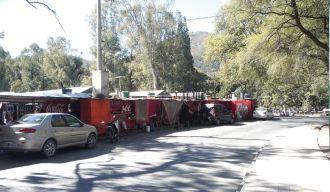 Puesteros del parque proponen la creación de un fideicomiso para quedarse en el lugar