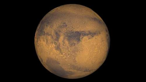 La NASA enviará un robot a Marte en 2020