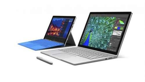 Microsoft presentó su computadora convertible