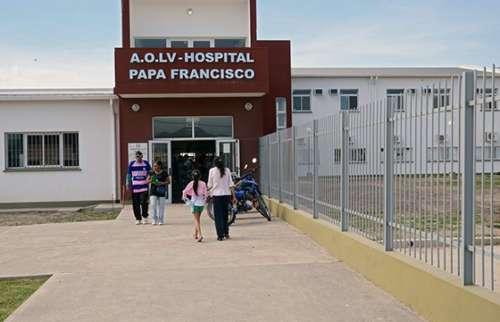 El hospital Papa Francisco cumple dos años