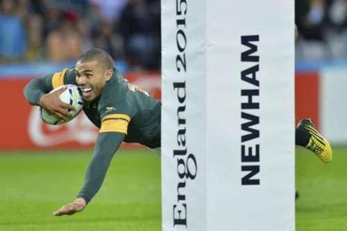 Ganó Sudáfrica y Havana igualó el récord de Lomu en los Mundiales