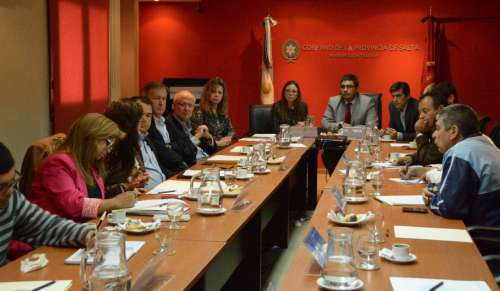 Elaboran un plan provincial para el abordaje de las adicciones