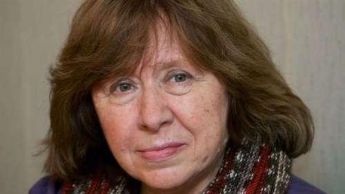 Svetlana Alexievich ganó el Premio Nobel de Literatura 2015