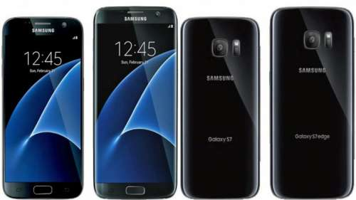 Samsung mostró el nuevo Galaxy S7