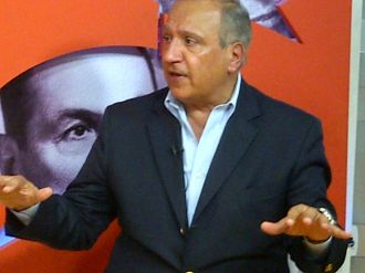 Romero: Sistema judicial doble turno, mañana y tarde