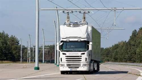 El camión-tranvía, una apuesta para un transporte más sustentable