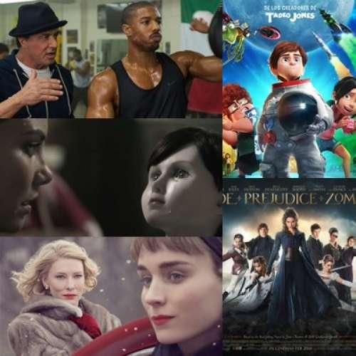 Emoción, diversión y algo de susto en los estrenos