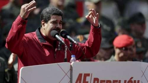 """Maduro advirtió que impedirá el triunfo de la oposición """"por las buenas o por la malas"""""""