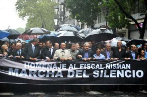 """Fiscales convocaron a una nueva """"Marcha del Silencio"""""""