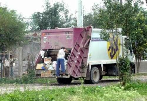 Durante los feriados de Carnaval la recolección de residuos será normal