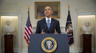 """Histórico: Obama anunció que EEUU """"levanta el ancla del pasado"""" y modera el bloqueo a Cuba"""