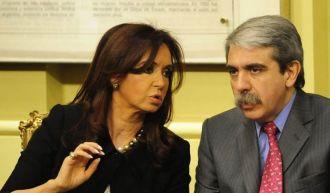 Asumió Aníbal Fernández  como secretario general de la Presidencia