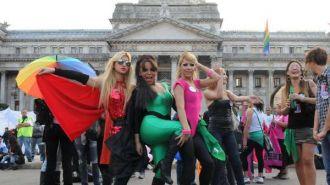Avanza en Buenos Aires el cupo laboral para travestis