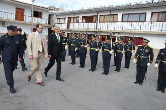 Nuevos  jefes de Unidades Regionales en la Policía