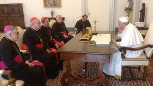 Franscico preocupado por los conflictos en Venezuela, Brasil, Argentina y Bolivia