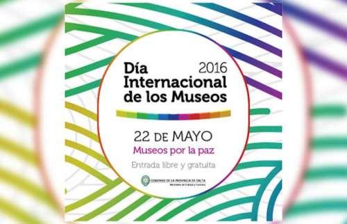 Salta celebra el Día Internacional de los Museos