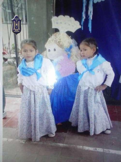 Buscan a dos niñas de 5 años desaparecidas hace 10 días