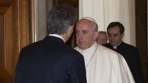 El papa Francisco le mandó una carta a Mauricio Macri