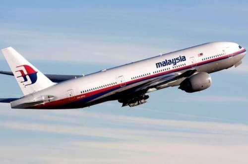 Suspenden la búsqueda del avión de Malaysia Airlines