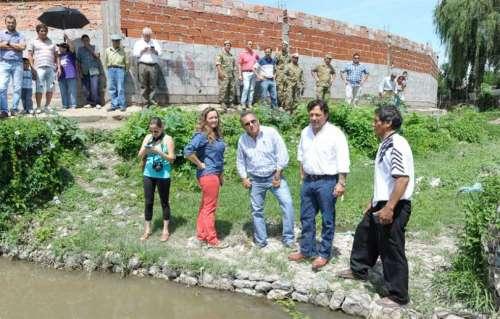 Planifican la limpieza de los canales