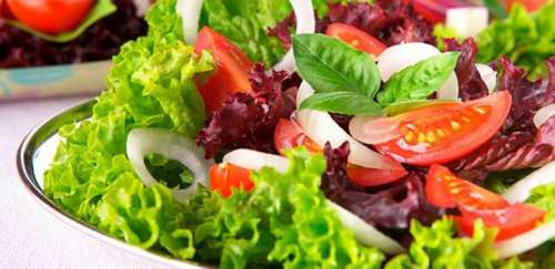 ¿Por qué una ensalada debe ser colorida?