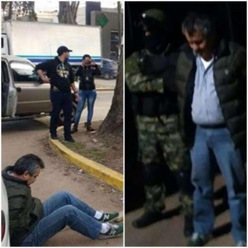 Capturaron a Delfín Castedo, buscado narcotraficante y acusado de homicidio