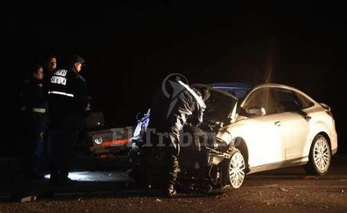 Grave accidente a unos kilómetros del peaje de Autopistas Salta