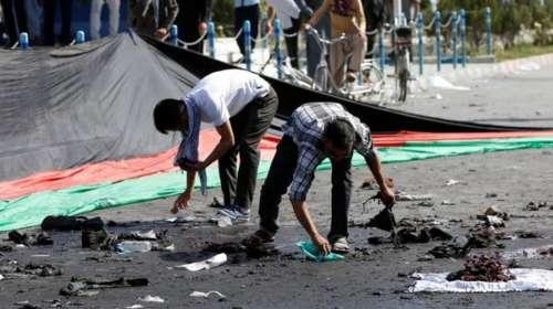 Kabul: ascienden a 80 los muertos en otro atentado del Estado Islámico