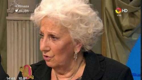 """Estela de Carlotto: """"Néstor y Cristina nos abrieron los brazos, pero ella no es mi amiga"""""""