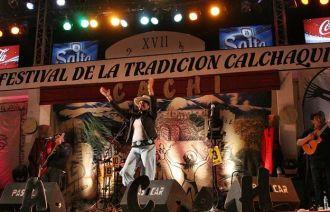 Cachi se prepara para vivir el festival de la Tradición Calchaquí