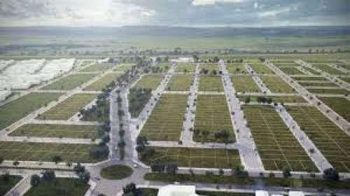 Todo listo para urbanizar Pereyra Rozas