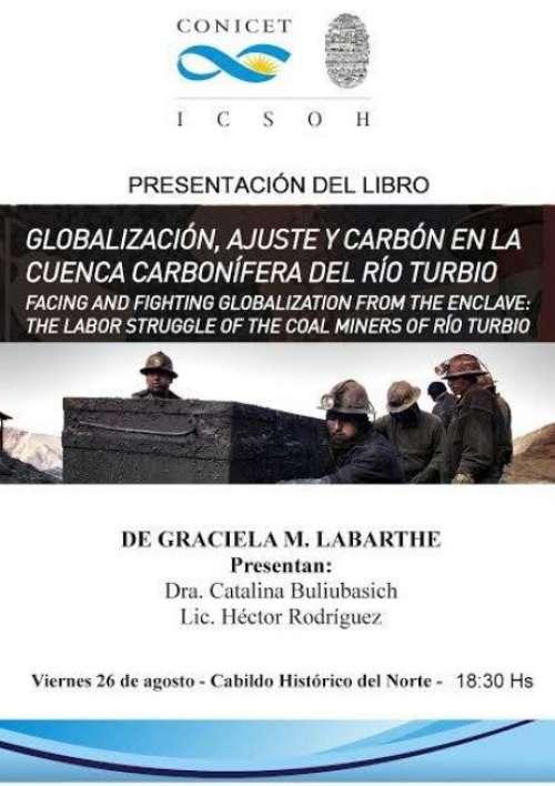Labarthe presenta su libro en Salta