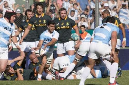 Salta les trajo buena suerte: Los Pumas se impusieron ante los Springboks