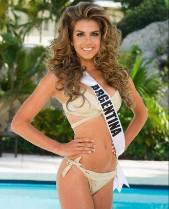 La cordobesa que puede ser Miss Universo
