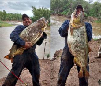 Más de 10 pescadores furtivos del Juramento detenidos