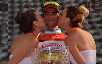 Daniel Díaz por dos: es el único en ganar dos veces el Tour de San Luis