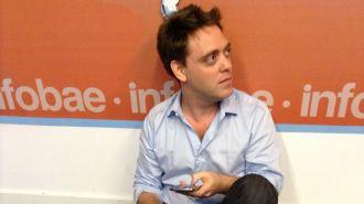 El periodista que dio la primicia de la muerte de Nisman llegó a Israel