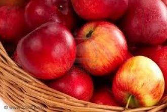 Bajó el precio de la manzana