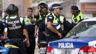 Tucumán: Detienen a 16 policías por ocultar una denuncia de secuestro