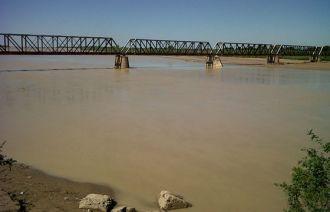 Es estable la situación hidrológica de los ríos Bermejo y Pilcomayo