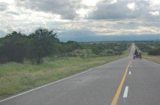 Restablecen el tránsito en las Rutas Nacionales afectadas por las tormentas