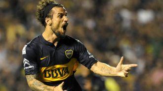 Boca ganó y Osvaldo tuvo su noche soñada...