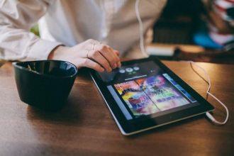 La música on line superó por primera vez a la venta de discos en Estados Unidos