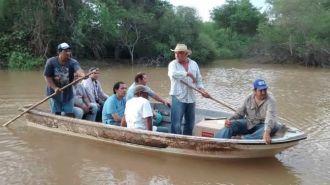 Cada vez más gente aislada en el Chaco salteño