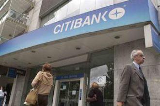 Suspendieron a Citibank Argentina para operar en el mercado de valores