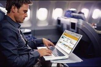 El Wi-Fi de los aviones, un problema de seguridad informática