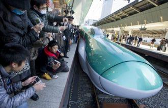 Un nuevo tren japonés llegó a 590 kilómetros por hora y batió el récord de velocidad