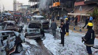 Múltiples atentados con coche bomba en Irak: hay al menos 30 muertos