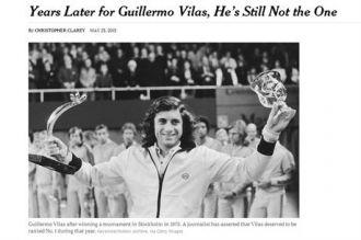 La ATP le cierra la puerta al número 1 retroactivo de Guillermo Vilas